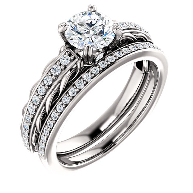 Engagement Ring Mounting 122066