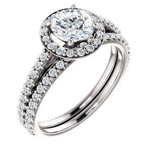 Engagement Ring Mounting 122084