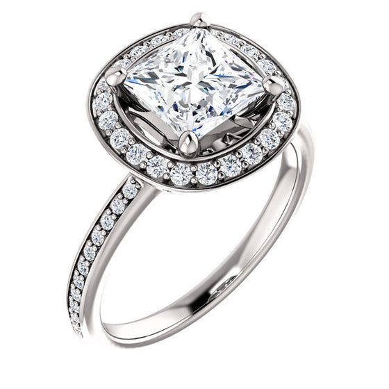 Engagement Ring Mounting 122086