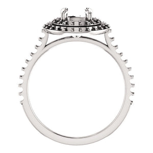 Engagement Ring Mounting 122087