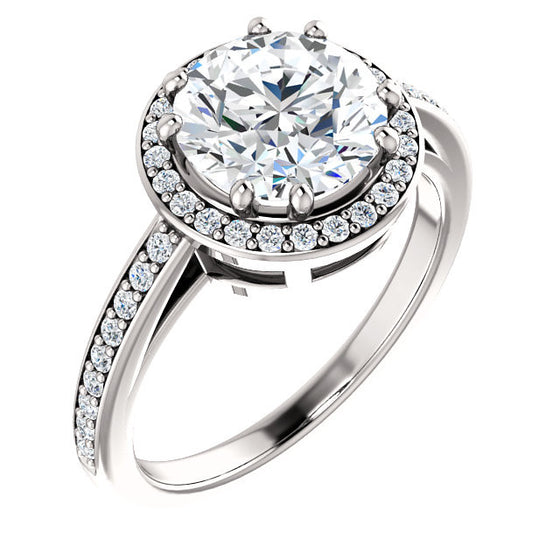 Engagement Ring Mounting 122088