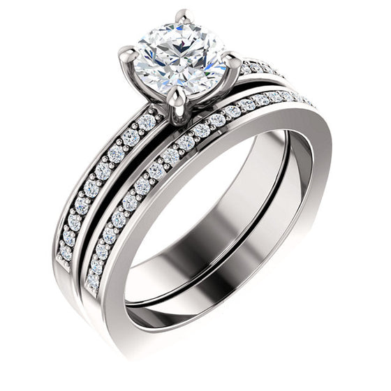 Engagement Ring Mounting 122093