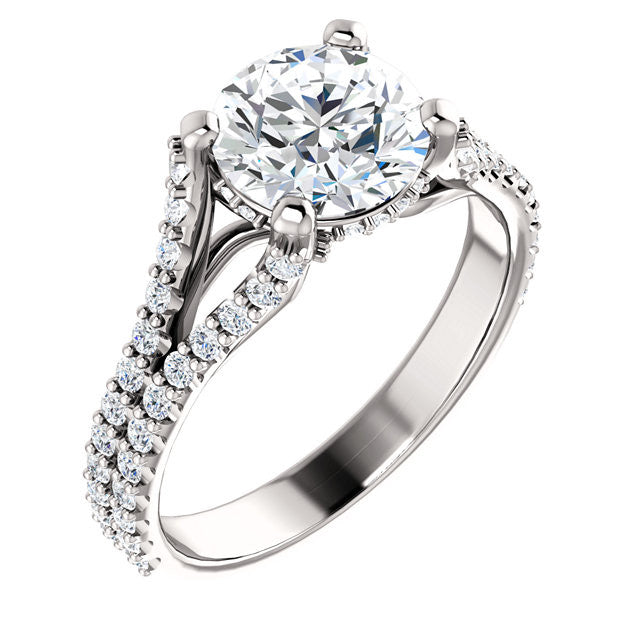 Engagement Ring Mounting 122094