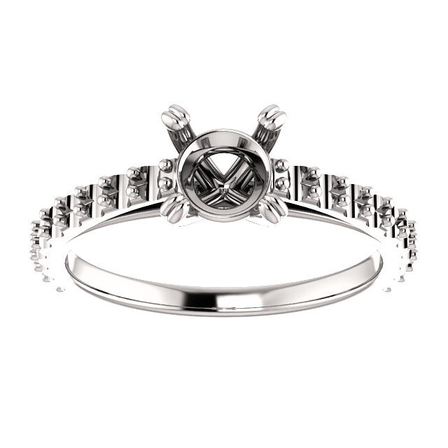 Engagement Ring Mounting 122096