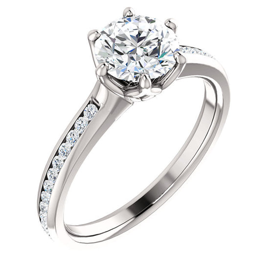 Engagement Ring Mounting 122114