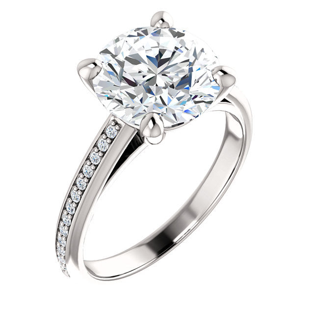 Engagement Ring Mounting 122115