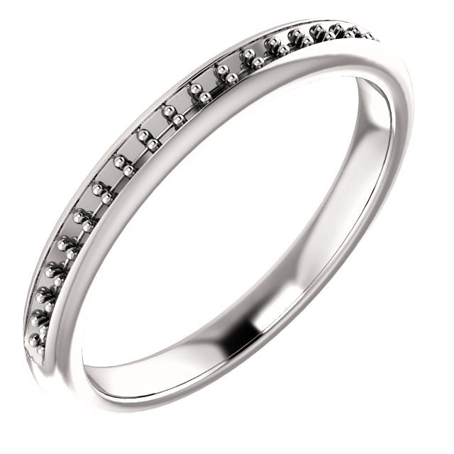 Wedding Band 122168