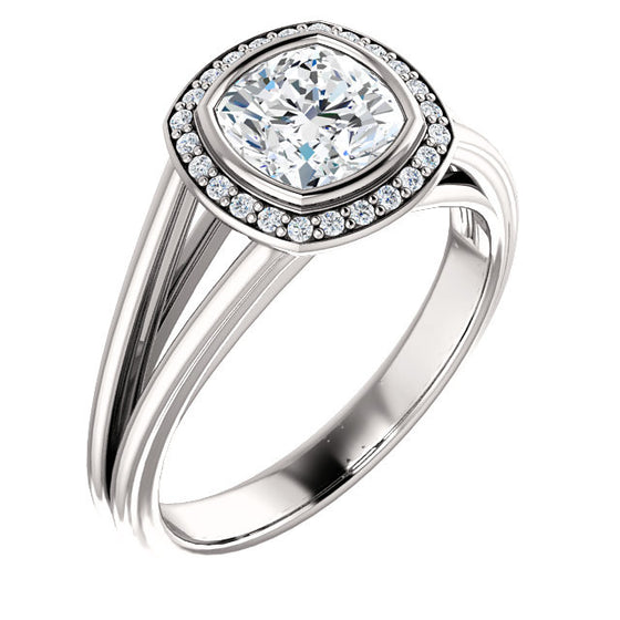 Engagement Ring Mounting 122173