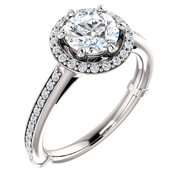 Engagement Ring Mounting 122179