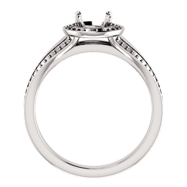Engagement Ring Mounting 122181