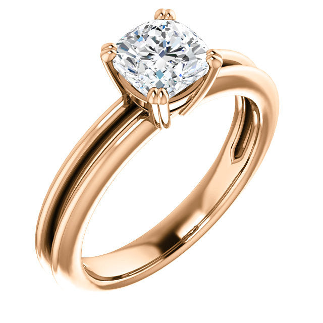 Engagement Ring Mounting 122183
