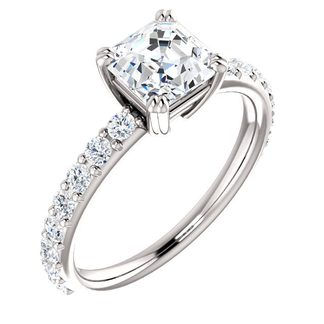 Engagement Ring Mounting 122188