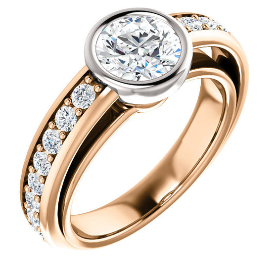 Engagement Ring Mounting 122198