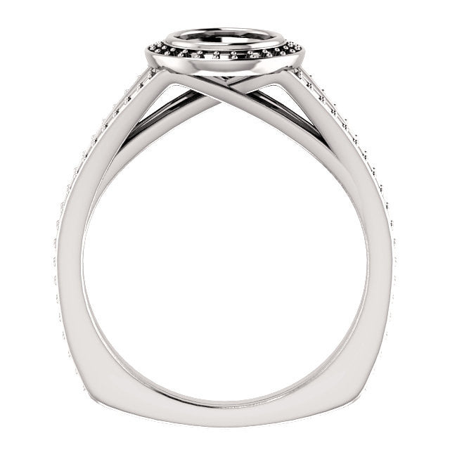 Engagement Ring Mounting 122203