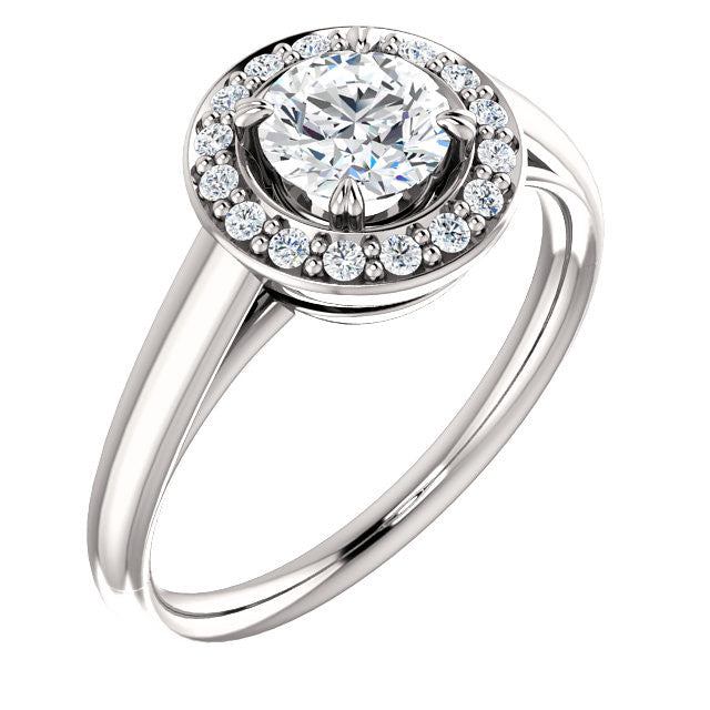 Engagement Ring Mounting 122205