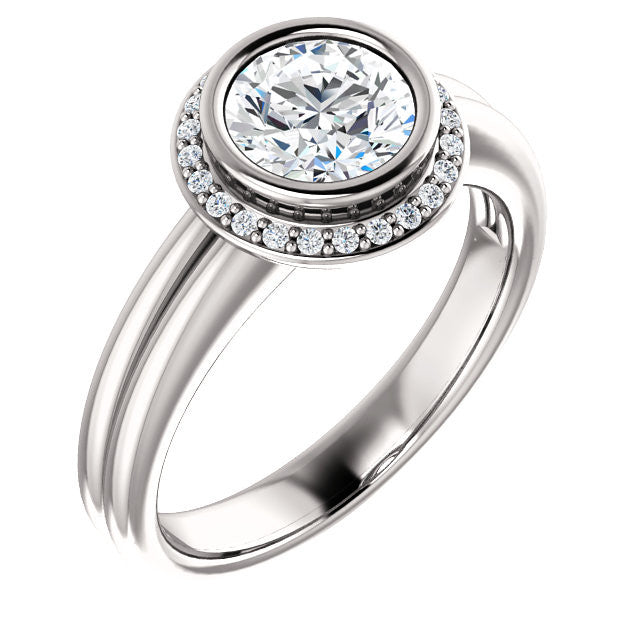 Engagement Ring Mounting 122230