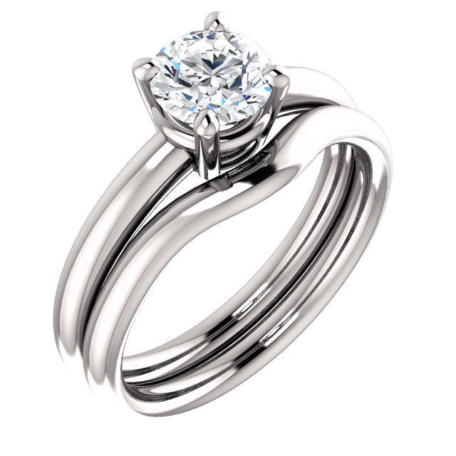 Engagement Ring Mounting 122231
