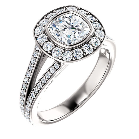Engagement Ring Mounting 122232