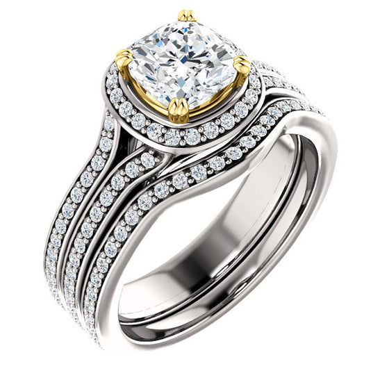Engagement Ring Mounting 122238