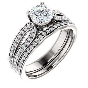 Engagement Ring Mounting 122274