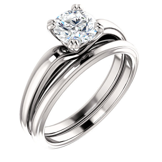 Engagement Ring Mounting 122278