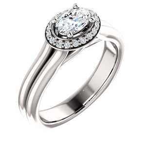 Engagement Ring Mounting 122281