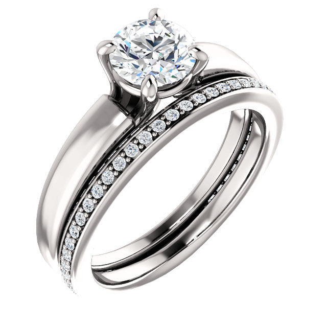 Engagement Ring Mounting 122288