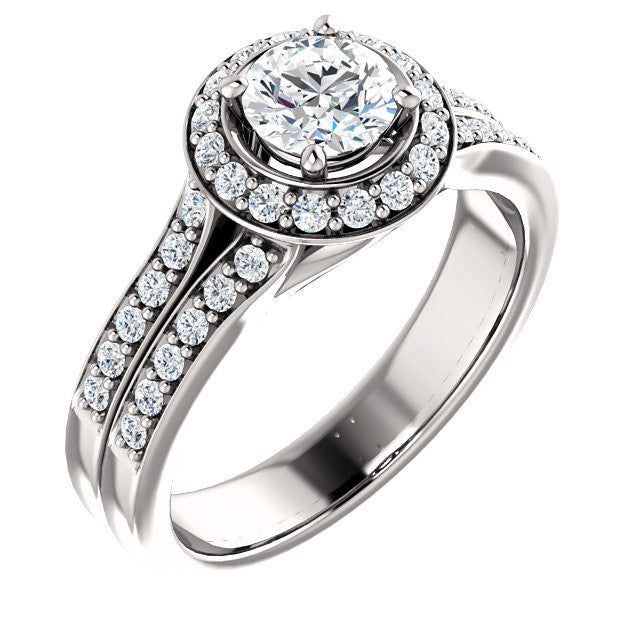Engagement Ring Mounting 122295