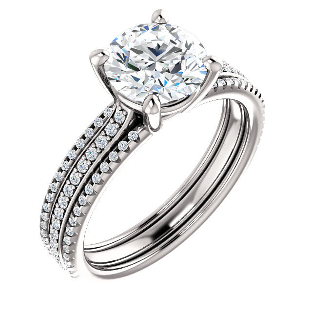 Engagement Ring Mounting 122307