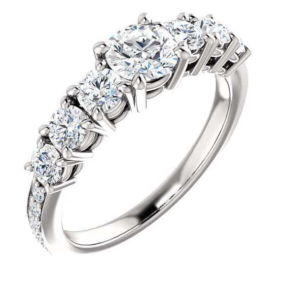 Engagement Ring Mounting 122309