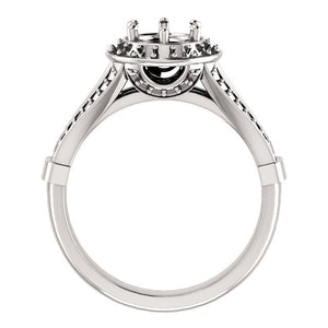 Engagement Ring Mounting 122311