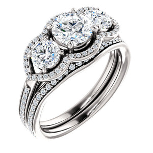 Engagement Ring Mounting 122324