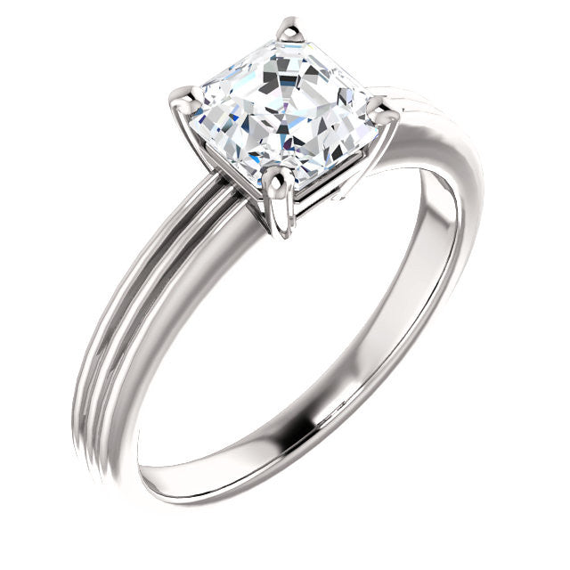 Engagement Ring Mounting 122339