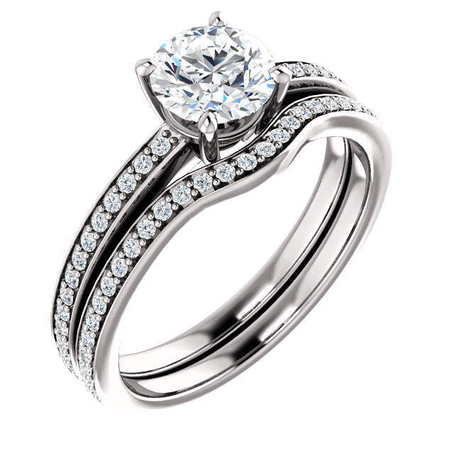 Engagement Ring Mounting 122348