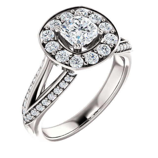 Engagement Ring Mounting 122378