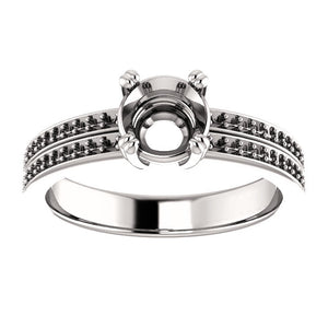 Engagement Ring Mounting 122376