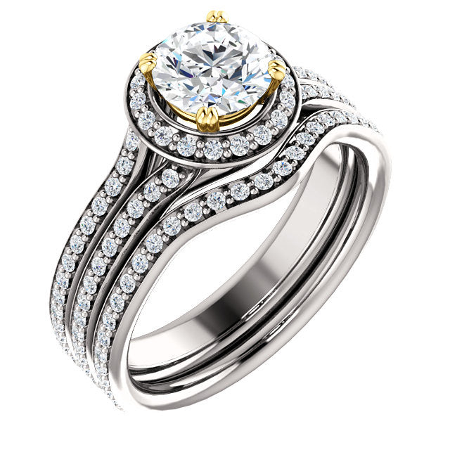 Engagement Ring Mounting 122382