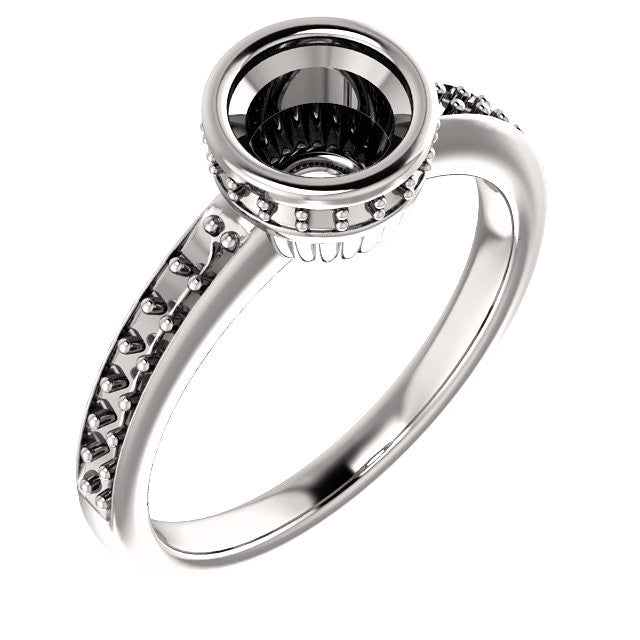 Engagement Ring Mounting 122397