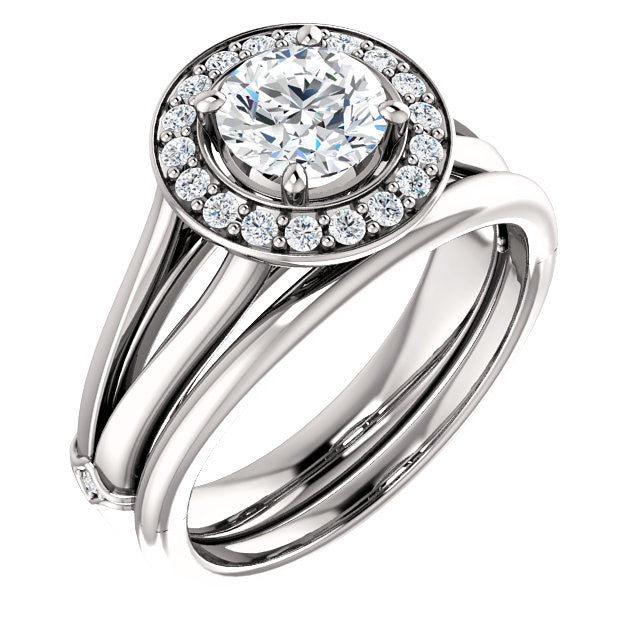 Engagement Ring Mounting 122399