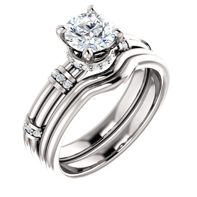 Engagement Ring Mounting 122403