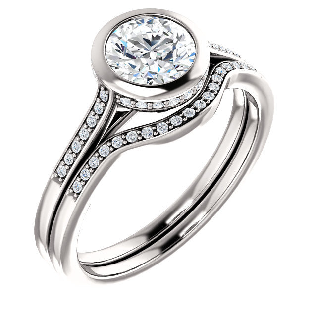 Engagement Ring Mounting 122404