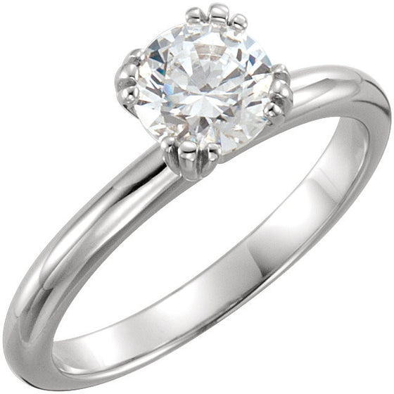 Engagement Ring Mounting 122424
