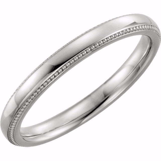 Wedding Band 122427