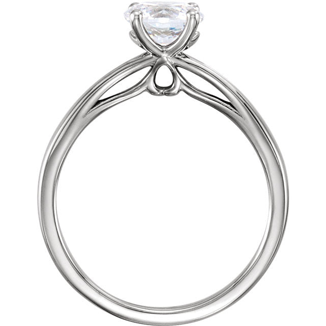 Engagement Ring Mounting 122428
