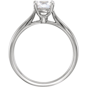 Engagement Ring Mounting 122430