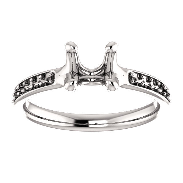 Engagement Ring Mounting 122444