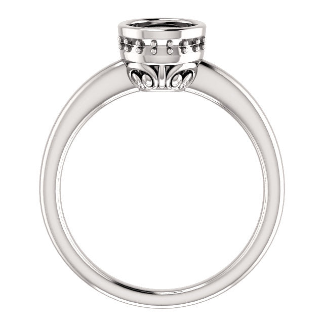 Engagement Ring Mounting 122446