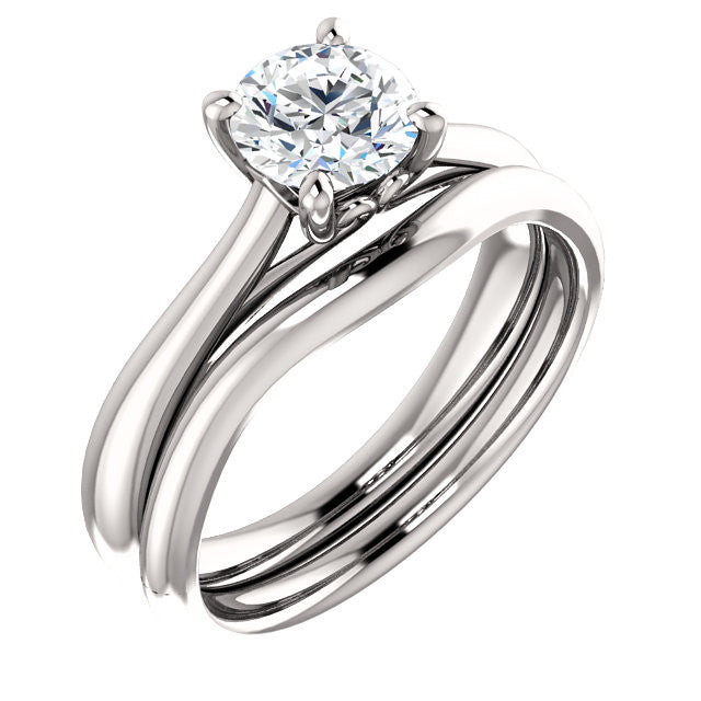 Engagement Ring Mounting 122455