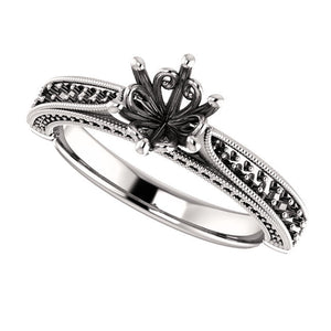 Engagement Ring Mounting 122474