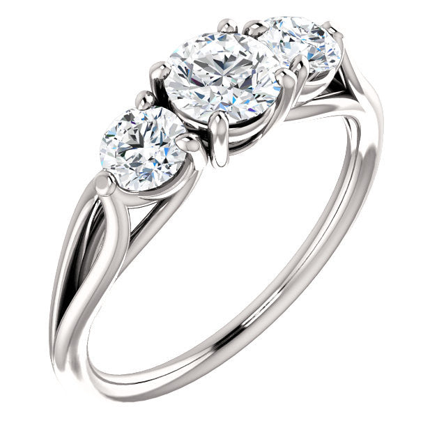 Engagement Ring Mounting 122476